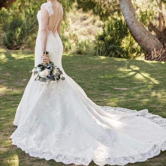 Eddy K Dresses Italian Designer Wedding Dress Poshmark